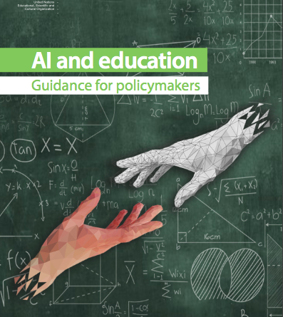 UNESCO on AI and education